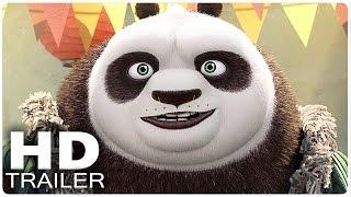 KUNG FU PANDA 3 Trailer German Deutsch | Film 2016