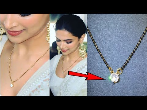 Xxx Mp4 Most Expensive Mangalsutra Of Bollywood Actresses I 2018 3gp Sex