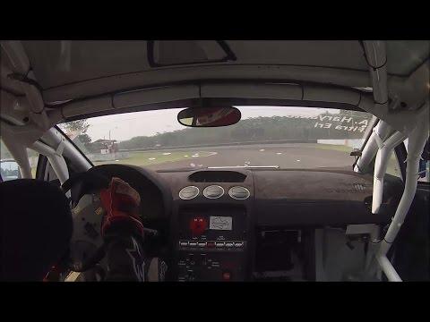 Lamborghini Gallardo Super Trofeo -  Sentul Hot Lap - Fitra Eri