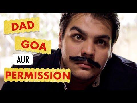 Xxx Mp4 Dad Goa Aur Permission Ashish Chanchlani 3gp Sex
