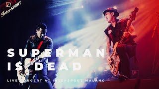 SUPERMAN IS DEAD (SID) LIVE MALANG 2015