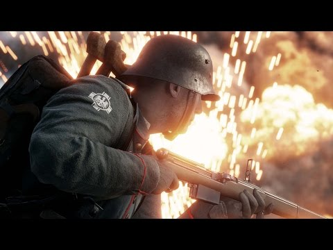 watch BATTLEFIELD 1 - GAMEPLAY MULTIPLAYER | MEDAL MEDIC GAMEPLAY | PS4 PRO