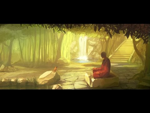 528 hz DNA Healing Chakra Cleansing Meditation Relaxation Music Sounds of Nature