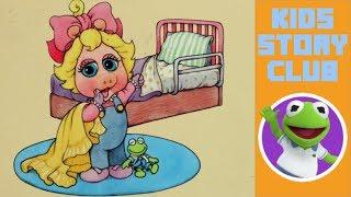 I Can Take A Nap | Muppet Babies Piggy | Kids Books Read Aloud