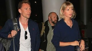 Super Hot New Couple Taylor Swift And Tom Hiddleston On Romantic Getaway