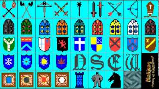Medieval English Music. Harp and Dulcimer, Ancient Sound Healing, Legends Music