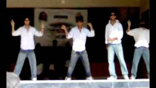 college stage dance