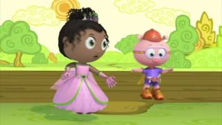 Super WHY! Full Episodes English   Little Bo Peep     S01E19 HD