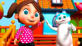 Ding Dong Bell | 3D Kindergarten Kids Songs | Baby Nursery Rhymes Collection by Little Treehouse
