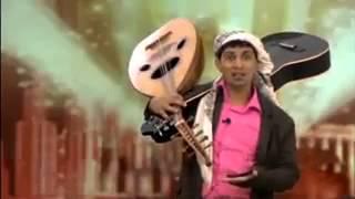 الكوميدي محمد الوادعي في برنامج عرب ايدول
