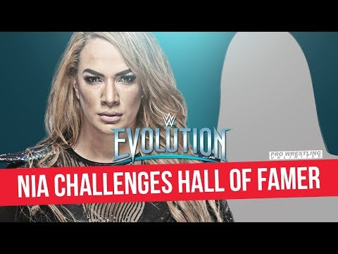 Xxx Mp4 Nia Jax Makes Two Challenges To Hall Of Famer For Evolution 3gp Sex