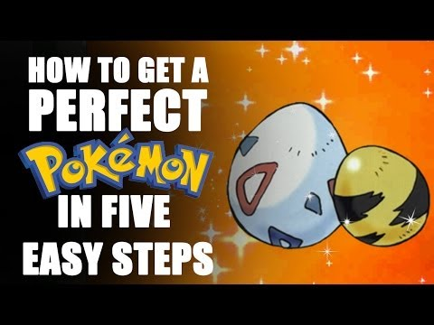How To Breed for IVs in Pokémon X & Y