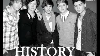 One Direction -History (Audio) HD
