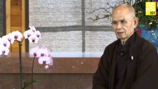 Emptiness is NOT nothing - teaching from Thich Nhat Hanh.