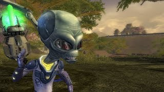 Destroy All Humans! 2 Walkthrough Gameplay