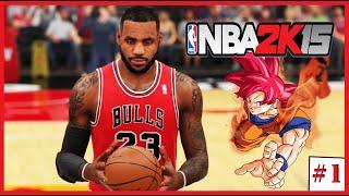 NBA 2K15 MyTeam // IM A GOD? #1 // LEBRON GOES OFF!