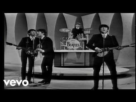 The Beatles Twist & Shout Performed Live On The Ed Sullivan Show 2 23 64