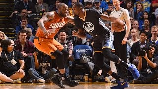 Warriors Beat Suns 138-109