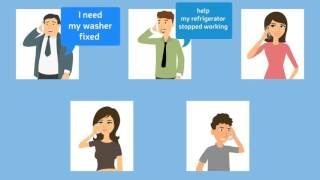 The Appliance Repair Men Animated Explainer Video