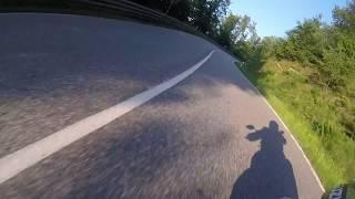 Kyffhäuser 2017 Mit Motorrad rauf