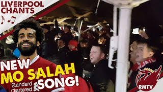 I'll Be Muslim Too! WITH LYRICS Porto v Liverpool | New Mo Salah Song | Learn LFC Chants