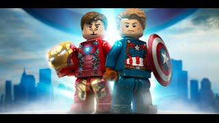 Lego Marvel's Avengers - Captain America: Civil War DLC Trailer