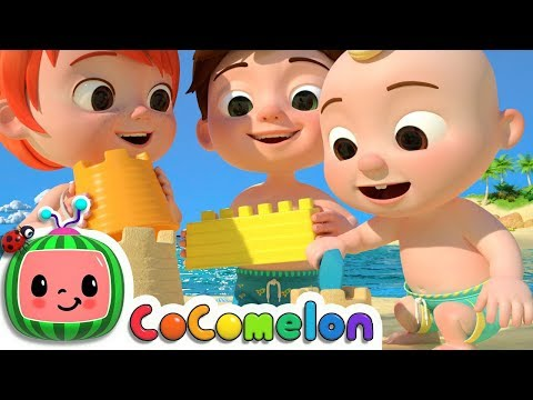 Download Beach Song | CoCoMelon Nursery Rhymes & Kids Songs On ELMELODI.CO
