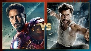 Iron Man vs Wolverine: Fanboy Faceoff