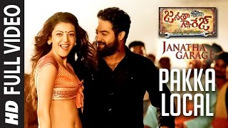 "Pakka Local Full Video Song |""Janatha Garage""