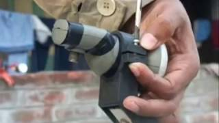 Reality test of 80 decibel LNB