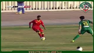 أهداف مباراة  الخليج و القادسية 2-1- الدوري السعودي الأولمبي 2017/2018