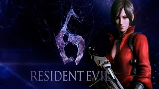 Resident Evil 6 PS4 Chapter 2 - Pat 3 Ada Campaign