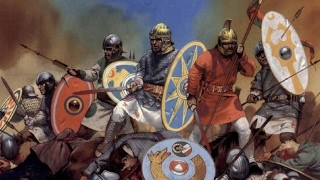 The Anglo Saxon Invasion - History of Britain (BBC Documentary)
