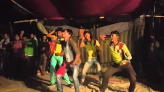 Bangla Dance____O Amar Ata Gache te tota pakhi basa bedhache....by Manna Dance Academy.