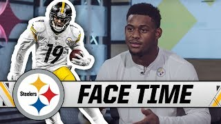 Face Time: JuJu Smith-Schuster