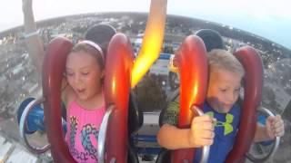 Sling Shot Thrill Ride Myrtle Beach, SC