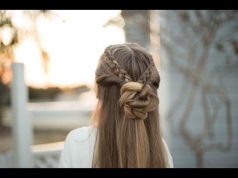 Braid Bun Combo | Cute Girls Hairstyles