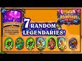 Download Video Download 7 Minions in The Storm Bringer ~ The Boomsday Project ~ Hearthstone 3GP MP4 FLV