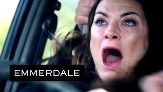 Emmerdale - The Deadly White Family Car Crash