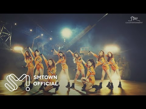 GIRLS GENERATION Catch Me If You Can Music Video Korean ver.