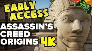 (Early Access) Assassin's Creed Origins - Pyramid Scheme