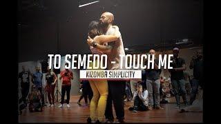 To Semedo - Touch Me / Albir Rojas Kizomba Dance 2017