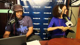 Tracy McMillan Gives Relationship and Sex Advice on Sway in the Morning | Sway's Universe