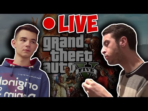 [LIVE] GTA V Online w/ BobiBeatbox (01.03.2017)