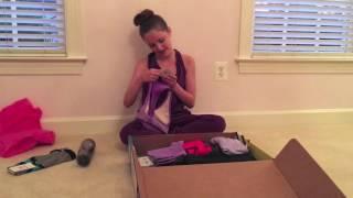 JJGIRL Makenna Miller Unboxing Video