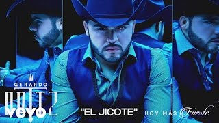 Gerardo Ortiz - El Jicote (Cover Audio)