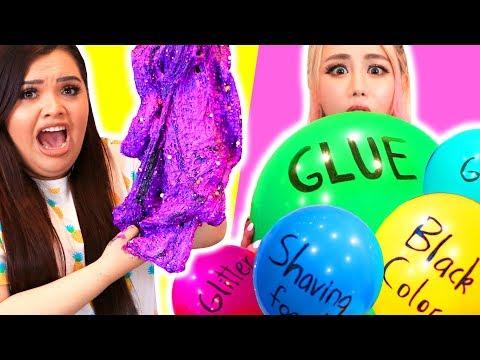 Xxx Mp4 Mystery Slime Balloon Challenge With Karina Garcia 3gp Sex