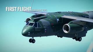 KC-390 - Flight test campaign status 2017