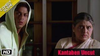 Kantaben Uncut - Comedy Scene - Kal Ho Naa Ho - Shahrukh Khan, Saif Ali Khan & Preity Zinta