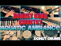 Download Video Download Donkey Kong Country | Aquatic Ambiance SNES [Keyboard/Guitar/Drum Cover] DonutDrums 3GP MP4 FLV
